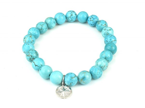 Peace Sterling Silver Bracelet